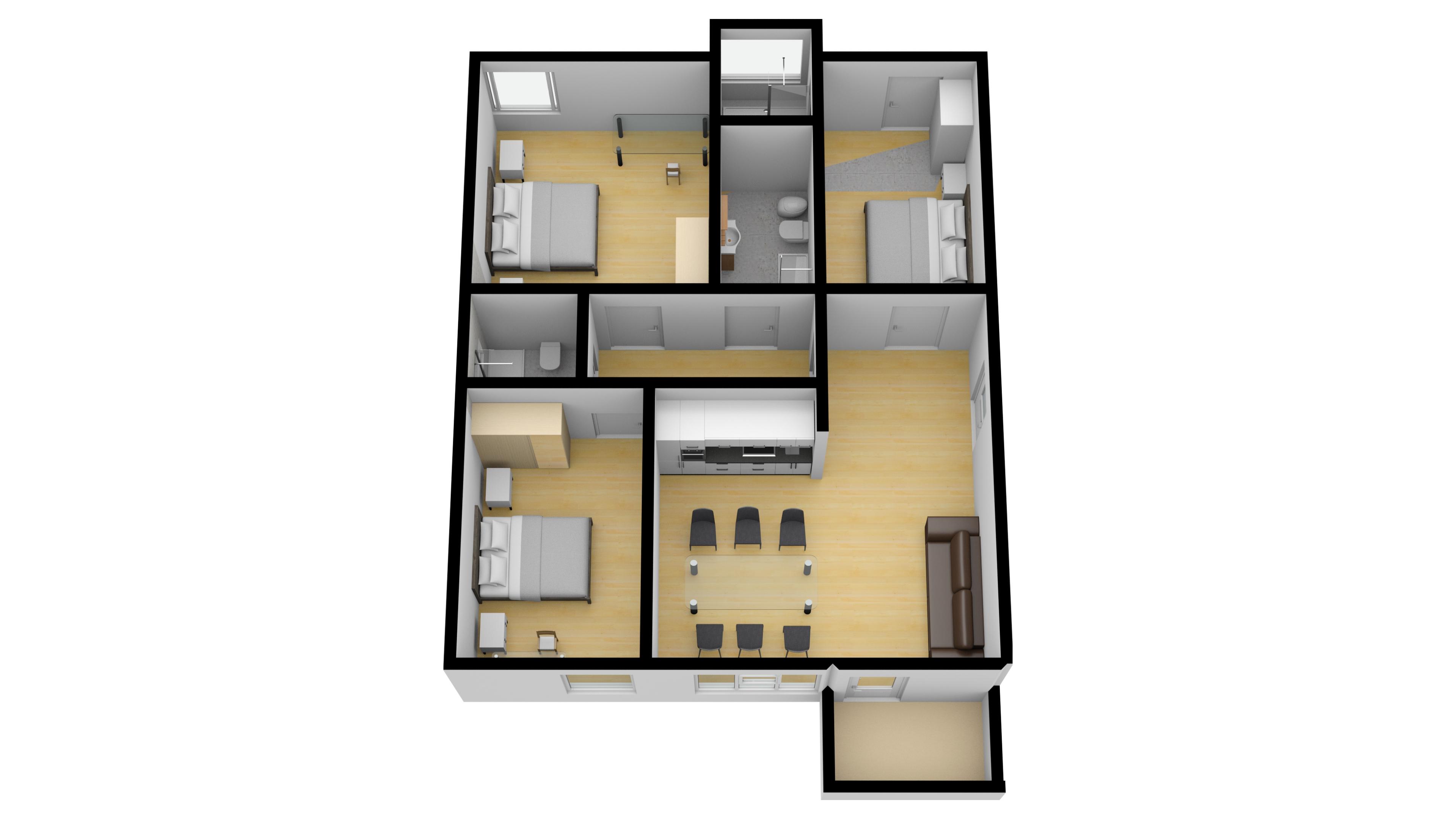 Appartamento Centrale Verona Sud