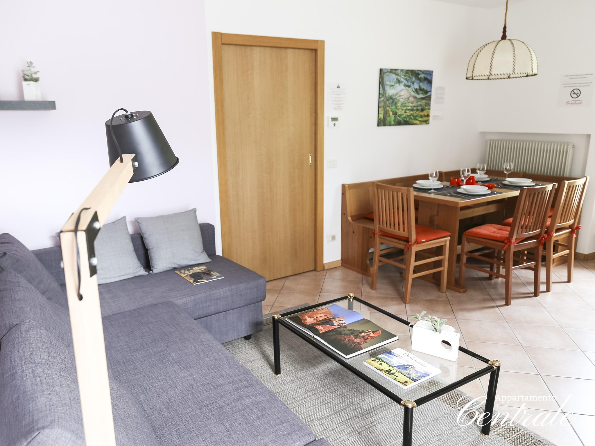 Appartamento Centrale Dolomiti